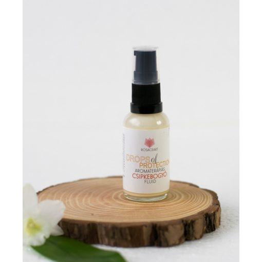 Drops of protection aromaterápiás csipkebogyó fluid
